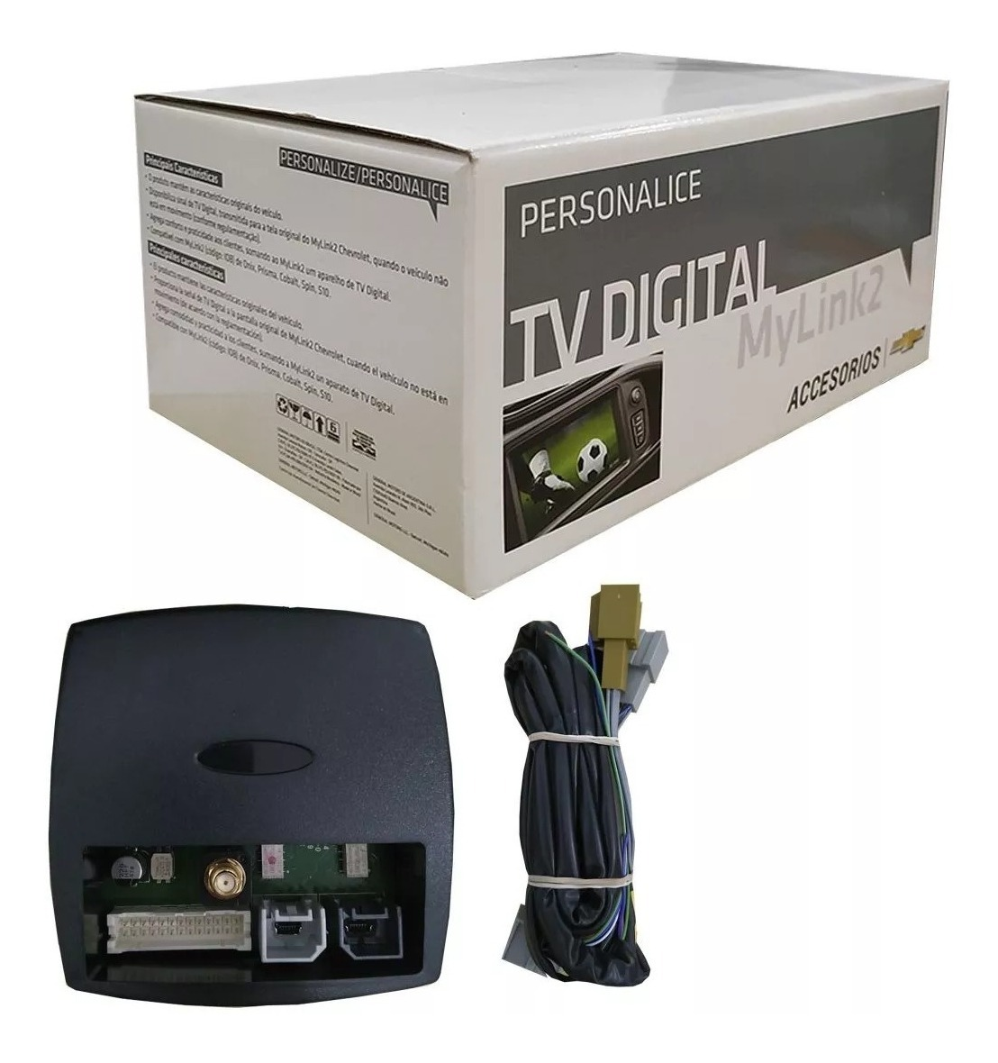 Módulo de Tv Digital Mylink Gm Original